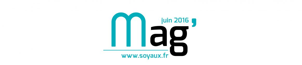 Soyaux Mag' juin 2016