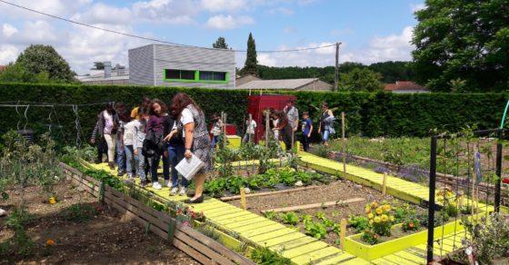 enfants, jardins, rendez-vous aux jardins