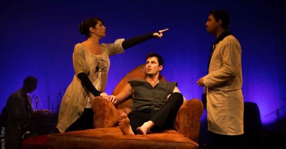 Komma - Théâtre musical - Espace henri Matisse à Soyaux