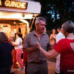 Soyaux l'été - la Guinche sur l'aire des Brandes à Soyaux