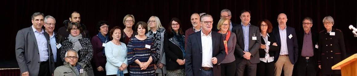 Voeux du Maire aux personnalités pour 2018