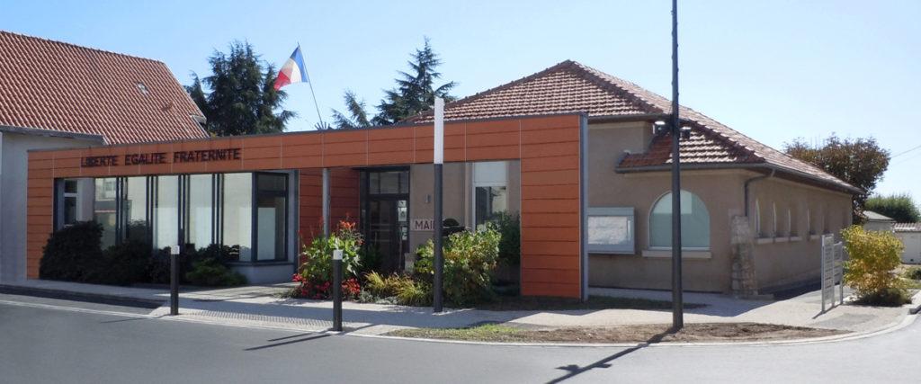 Mairie de Soyaux en 2018