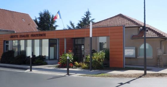 Mairie de Soyaux en 2019