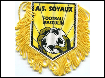 AS Soyaux football masculin - AMS logo