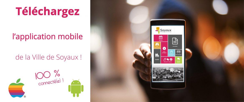 Téléchargez l'appli mobile de la Ville !