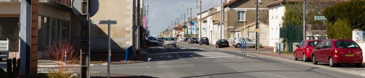 Réaménagement de l'avenue du Général de Gaulle