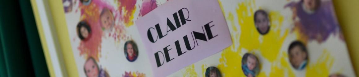 Le lieu d'accueil enfants – parents : «Clair de Lune»