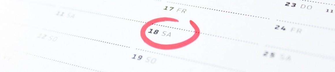 Conseil municipal : prochaine date
