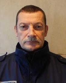 Eric GAMAURY, chef de la police municipale