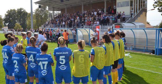 ASJ Soyaux - équipe féminine de football de soyaux, ASJ