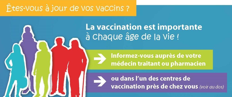 campagne sur la vaccination
