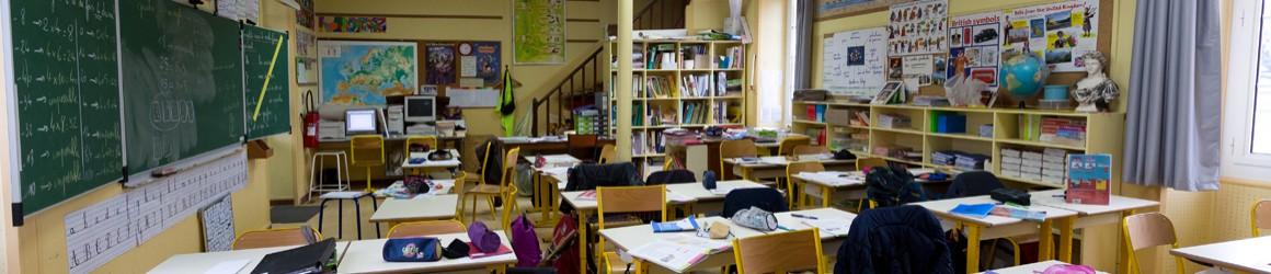 Rentrée scolaire 2016