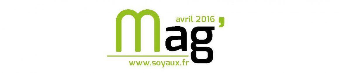 Soyaux Mag' avril 2016