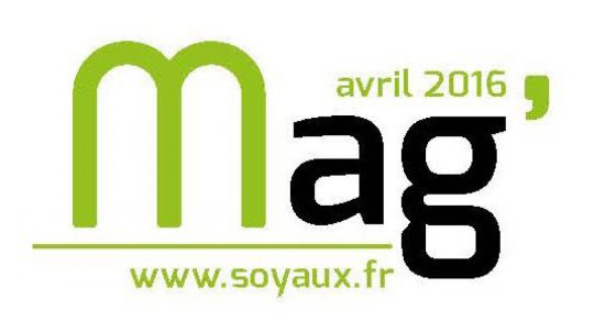 Soyaux Mag - Avril 2016