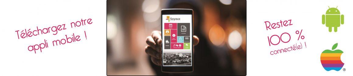 Notre appli mobile est téléchargeable !