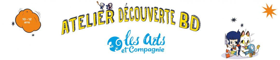 Les ateliers découverte BD des Arts & Compagnie