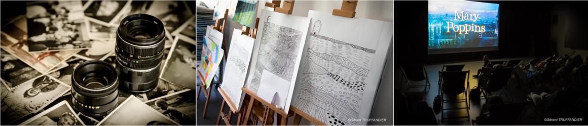 Venez participer aux Renc'ARTS du mercredi !