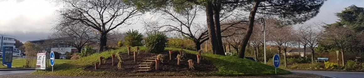 Soyaux, ville engagée dans la gestion différenciée de ses espaces verts