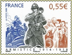Cérémonie Armistice 11 novembre 1918