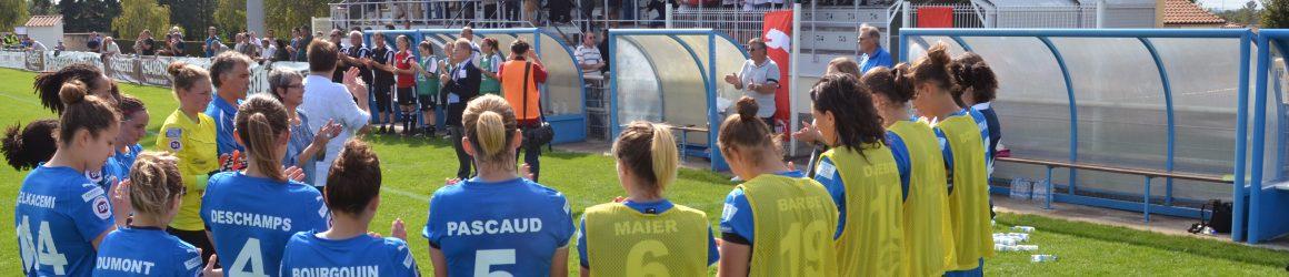 Le sélectionneur de l'Equipe de France Féminine est venu voir les filles de l'ASJ !