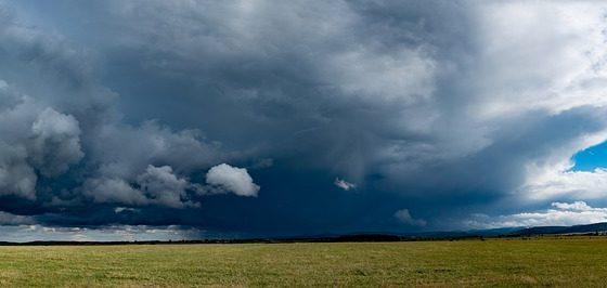 Vigilance orange - Vent et orages pluvieux