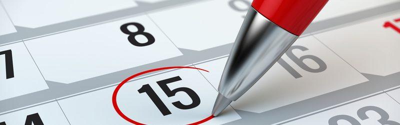 Modification des horaires de la MJD