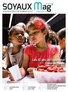 Soyaux Mag' du mois de Juin 2017 - Les 10 ans de l'opération Coup de Pouce