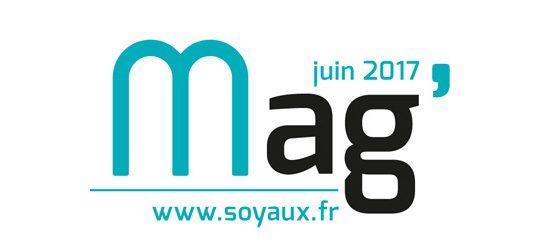 Bandeau Soyaux Mag' Juin 2017