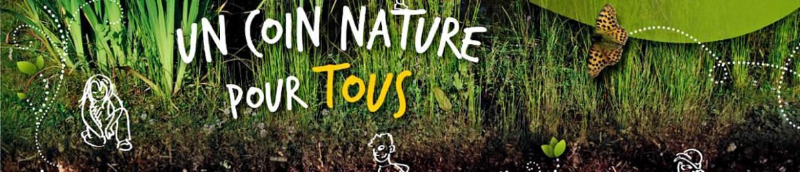 Un coin nature à l'école Jean Moulin