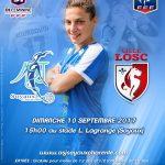 ASJ Soyaux vs Lille Losc - 10 septembre 2017