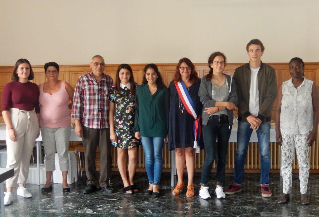 Cérémonie pour les bacheliers sojaldiciens 2017 à Soyaux en Charente