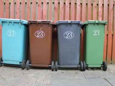 Collecte des déchets à Soyaux