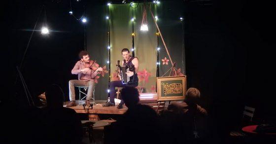 Soyaux l'été : Guinguette buissonnière avec le duo Castiello à Soëlys Soyaux