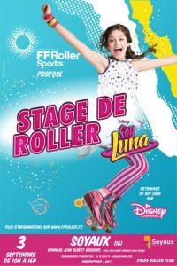 Stage avec le Stars Roller Club de Soyaux