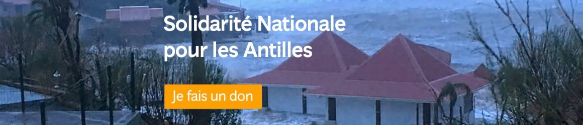 Solidarité nationale pour les Antilles