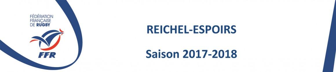 L'équipe des Espoirs du SA XV Charente Rugby