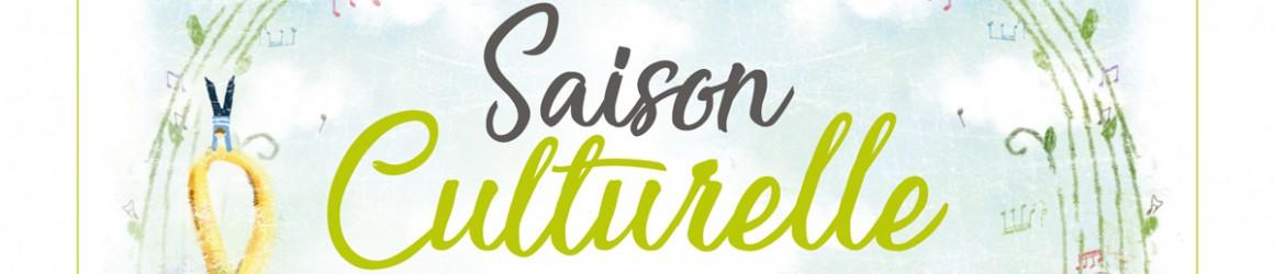 Saison Culturelle de septembre à décembre 2017