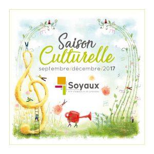 Saison Culturelle - Septembre à décembre 2017