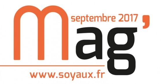 Soyaux Mag' Septembre 2017 - bandeau