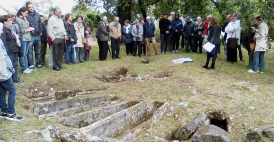 Journée Européenne du Patrimoine : visite guidée au cimetière du Pétureau à Soyaux