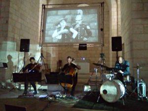 Ciné Concert à l'église Saint Matthieu à Soyaux