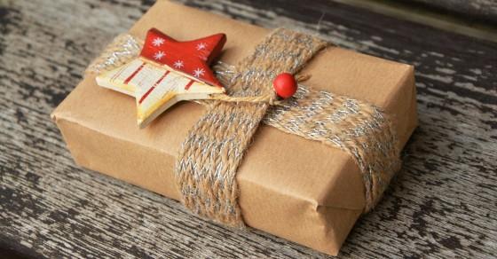 Colis de Noël avec le CCAS à Soyaux