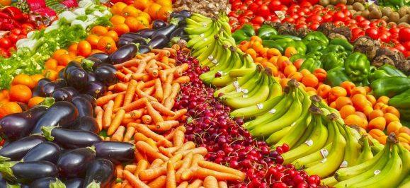 restauration municipale - fruits et légumes