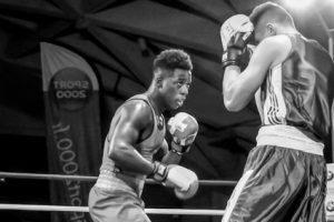 Karamba Kébé - Gala ROC Boxe - 1