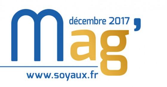 Soyaux Mag' Décembre 2017 - entete