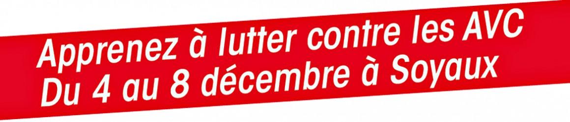 AVC Agissez en Charente du 4 au 8 décembre
