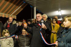 Inauguration Avenue Général de Gaulle 01-12-2017