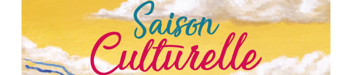 Saison Culturelle de janvier à juillet 2018