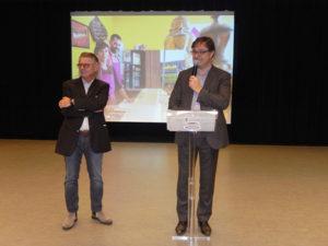 Voeux au personnel 2018 - Mairie de Soyaux
