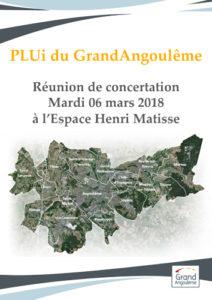 PLUi GrandAngoulême - Flyer